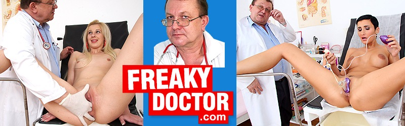 Best doctor porn videos at FreakyDoctor.com